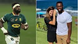 """Gladiator"": Rachel Kolisi opens up, Siya's injury & thanks God he's fine"