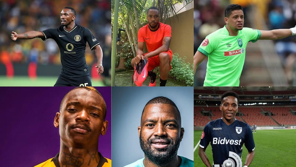 Richest soccer players in South Africa