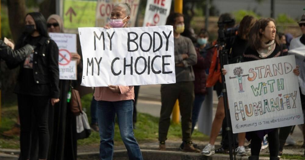 Groote Schuur Hospital, condemn, actions, anti-vaccine protestors, Covid-19