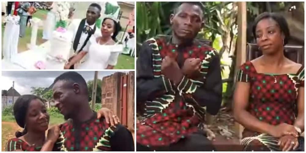 The First Thing I'd Like My Wife to Tell Me is That She Loves Me, Nigerian Deaf Couple Share Their Sweet Story