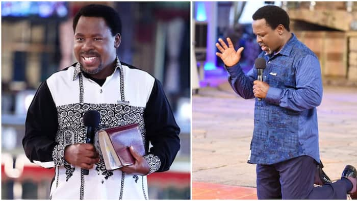 TB Joshua's wife pays tribute, reveals what late husband taught her in 31 years of marriage