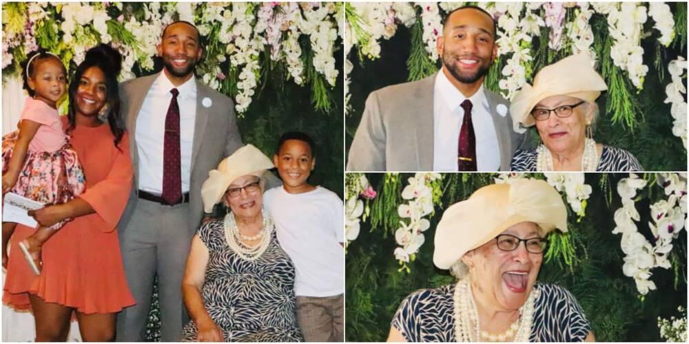 granny, Anthony, siblings, Social media