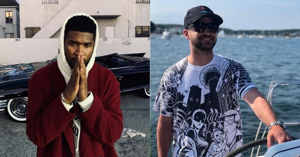 American Fans Shut Down Usher and Justin Timberlake Verzuz Battle