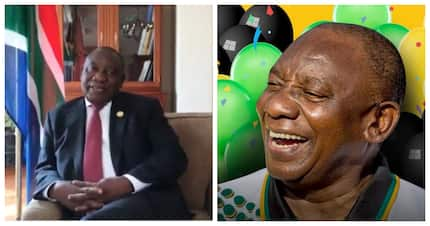 President Ramaphosa thanks everyone who wished him a happy birthday