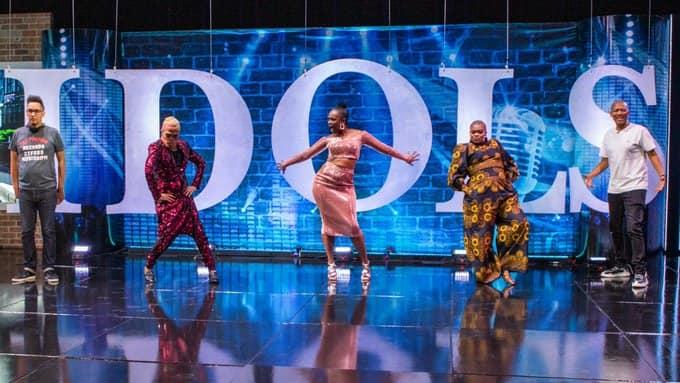 Idols SA 2020