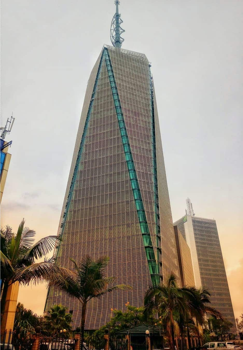Catch a glimpse of some of the tallest buildings in Africa ...