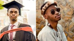 High achieving law graduate wins his first court case, Mzansi is the best and sends him massive praise
