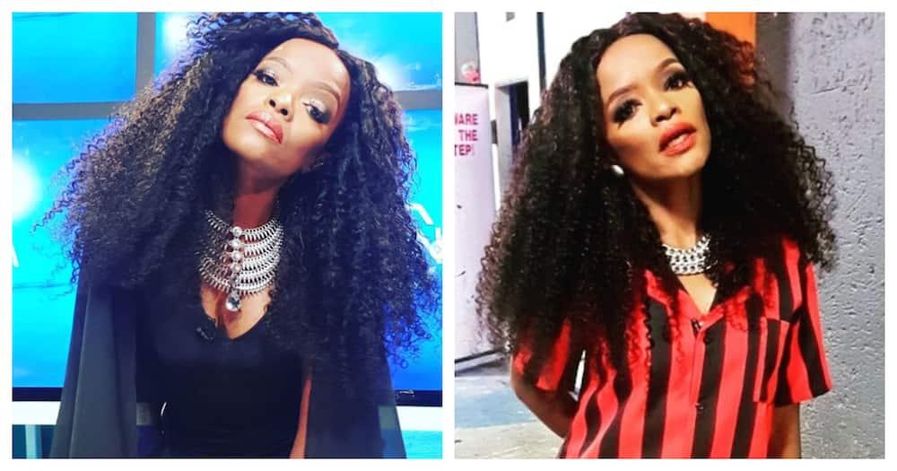 Kuli Roberts reveals Sello Maake ka-Ncube dissed her acting skills