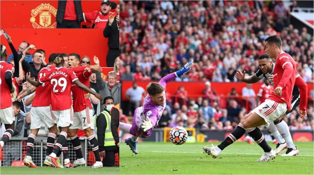 Astonishing thing Ronaldo told Man United teammates before game against Newcatsle