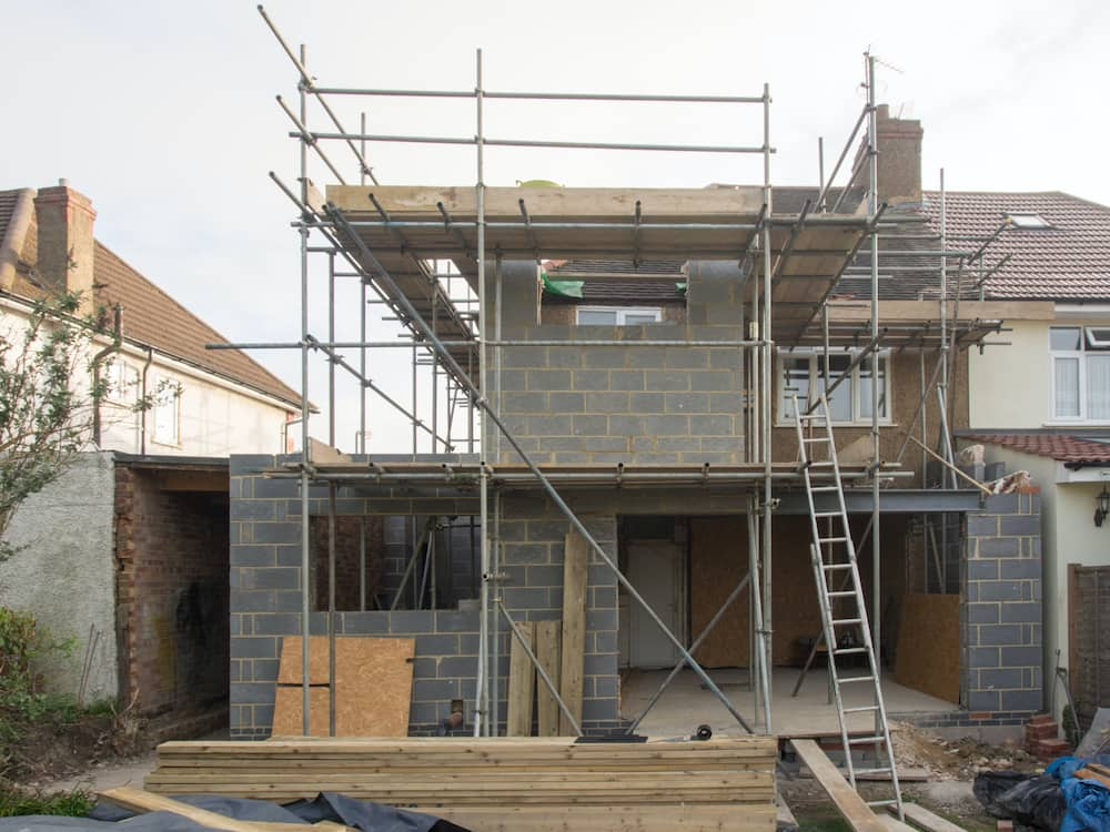 Here is the cheapest way to build a house in South Africa