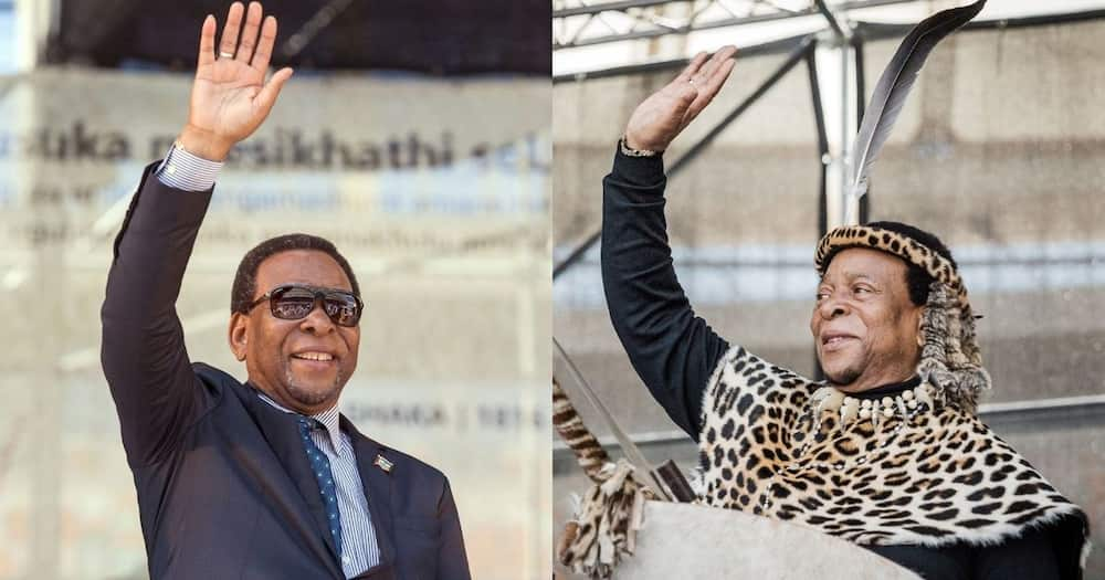 King Zwelithini: Late monarch to be laid to rest at night by men only