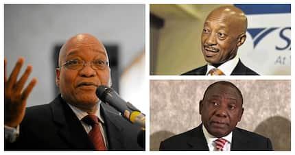 Zuma drops a huge hint about Ramaphosa's state capture involvement