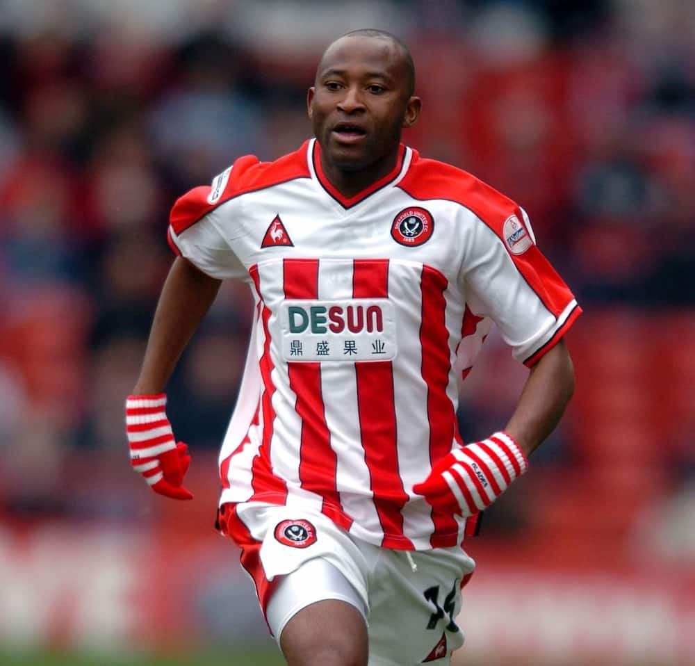Peter Ndlovu - The first African player in the Premier
