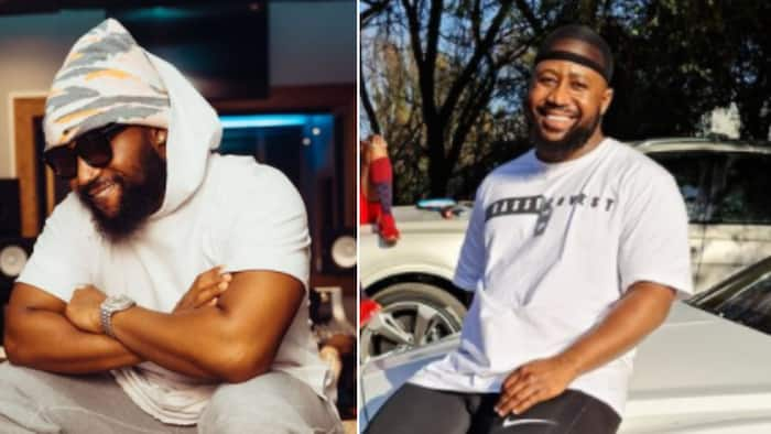 Cassper Nyovest colourfully asks peeps to stop tagging him in twin pic