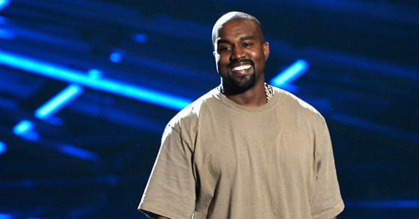 Kanye West lands in Africa to record music for his new album