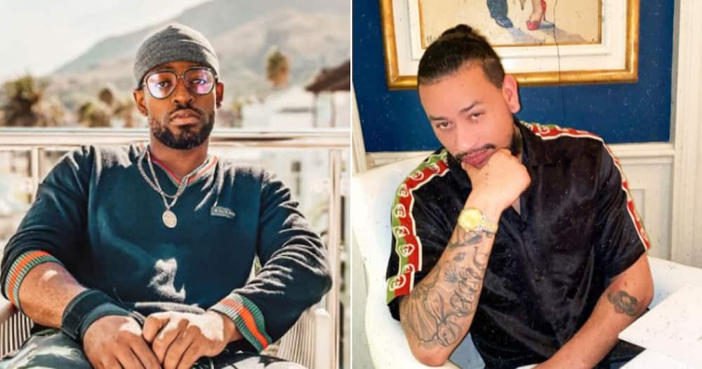 Prince Kaybee and AKA are set to perform alongside one another