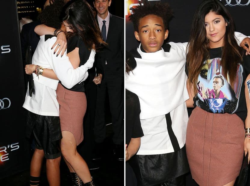 Kylie Jenner dating history