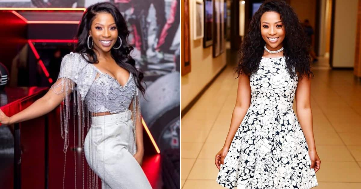 Pearl Modiadie lets fans know not to expect a maternity shoot - Briefly.co.za