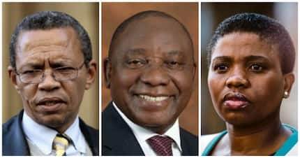 Ramaphosa suspends NPA's Jiba and Mrwebi pending outcome of inquiry