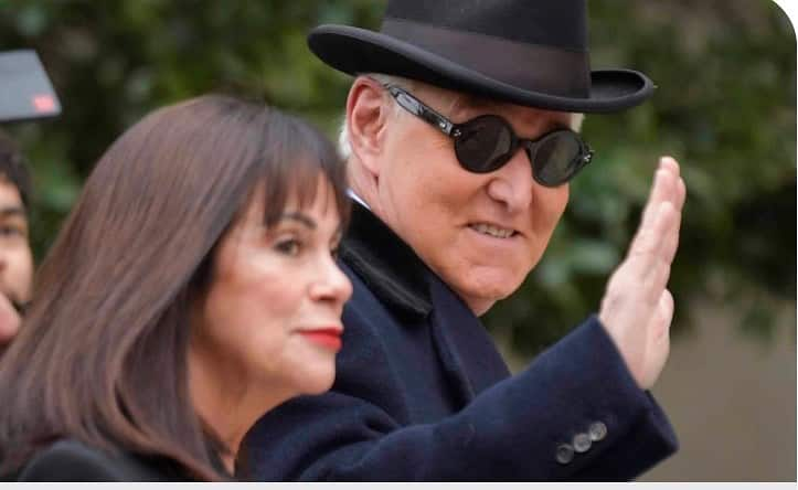 roger stone wife