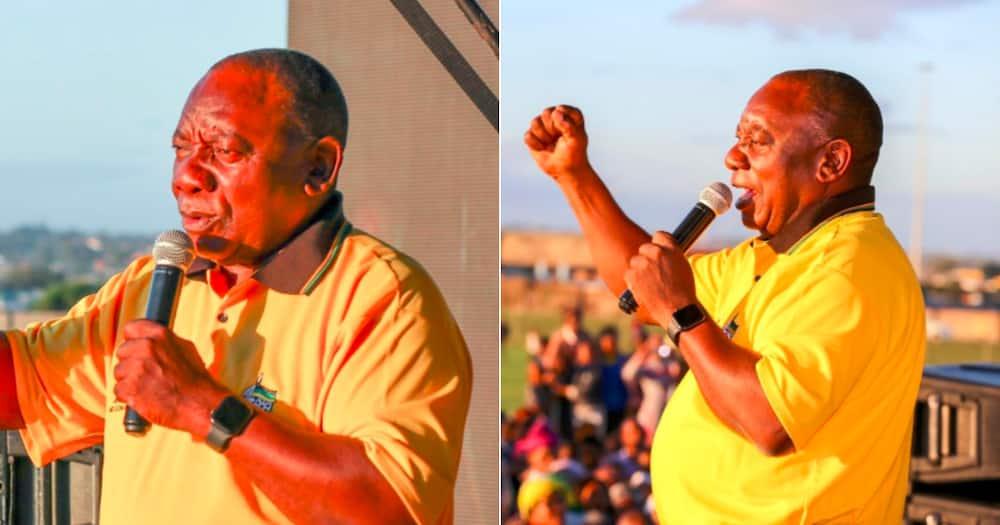 Cyril Ramaphosa believes ANC response to Guptas was delayed