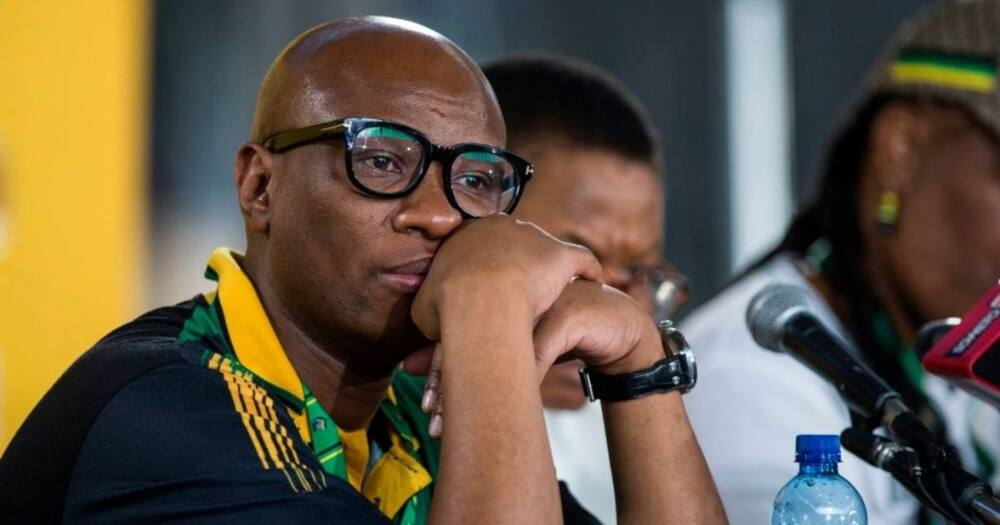 The commission into state capture has heard that former ANC spokesperson Zizi Kodwa had received payments to the tune of R2 million. Image: Wikus De Wet/AFP via Getty Images