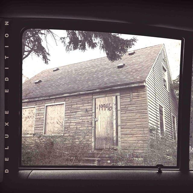 Eminem albums