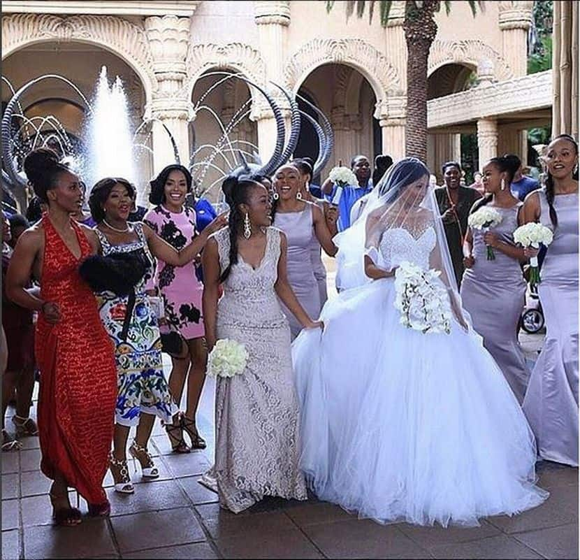 Black Coffee Wedding Dance Video Pictures And Story
