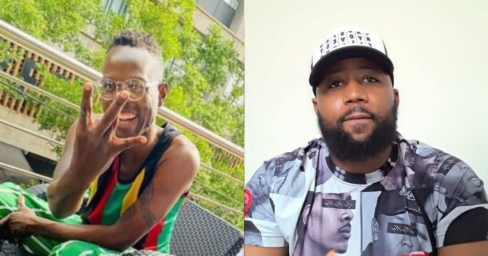 Rashid Kay Fires Shots at Cassper Nyovest Following Gatekeeping Claims