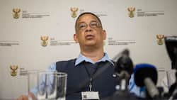 Former top cop Robert McBride suspended at State Security Agency
