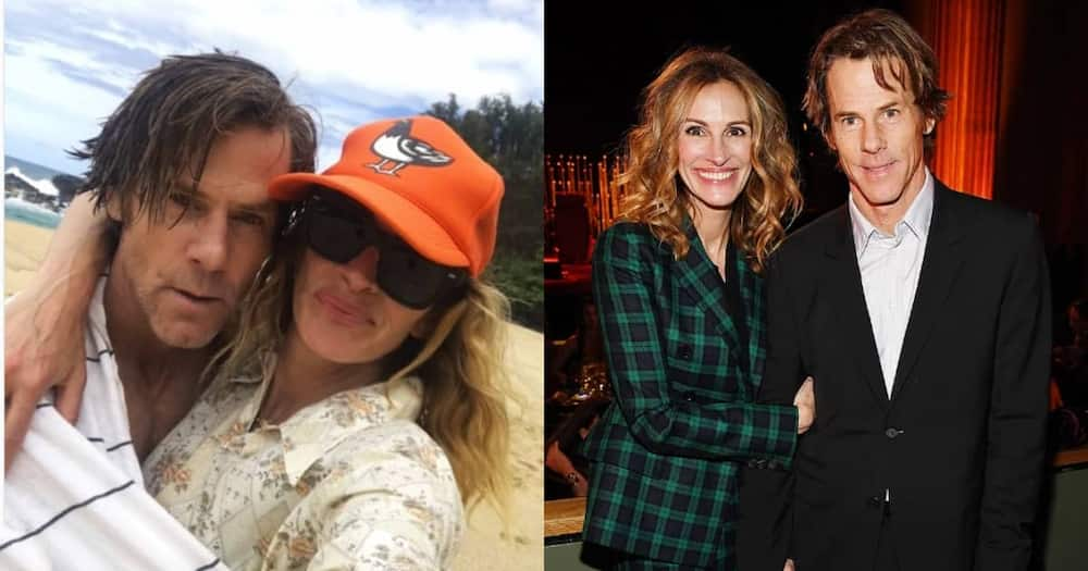 Julia Roberts has starred in several movies among them Pretty Woman and My Best Friend's Wedding.
