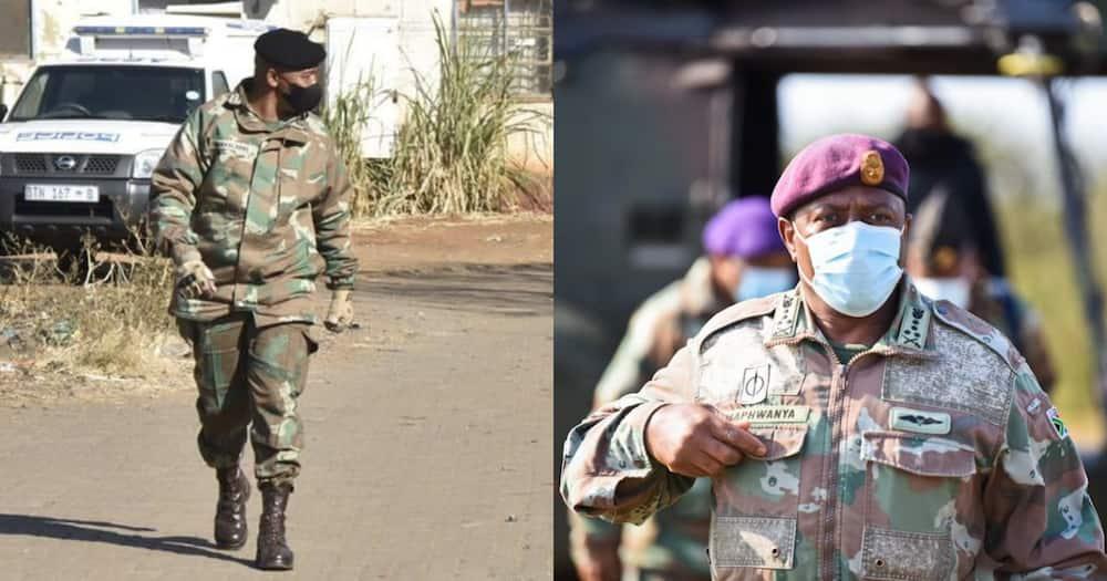 Viral Video, Soldier, Struggling, Mzansi