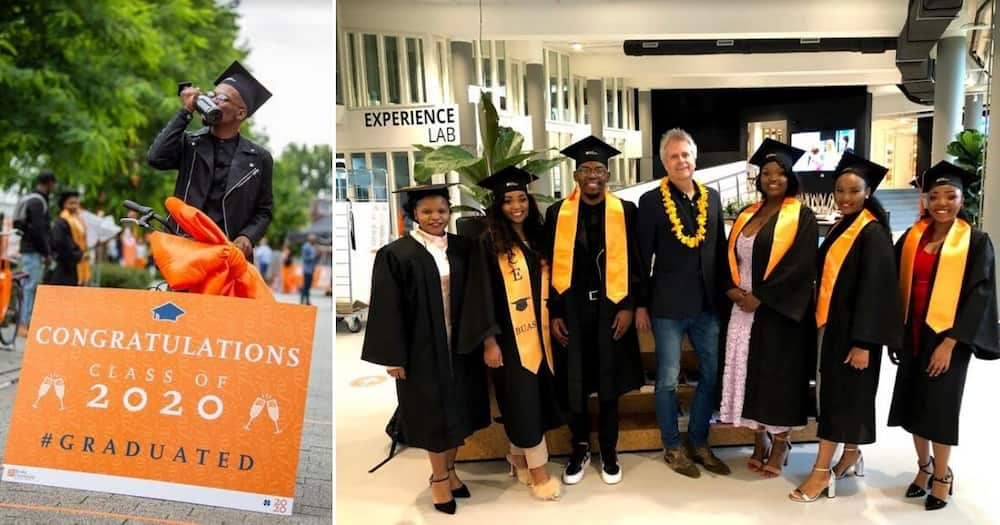 Halala: 7 SA students graduate at prestigious Netherlands university