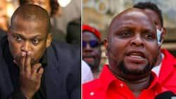 "EFF's Floyd Shivambu wants to know who axed Robert Marawa: ""We will act"""