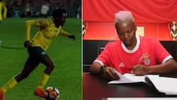 Banyana Banyana star Thembi Kgatlana secures a major European transfer