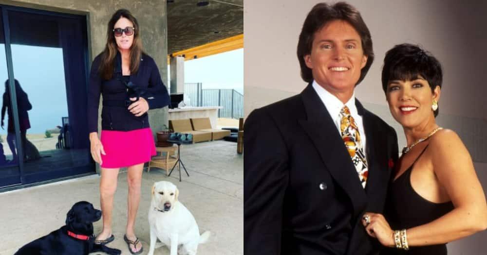 Transgender reality star Caitlyn Jenner explains why her kids still call her 'dad'