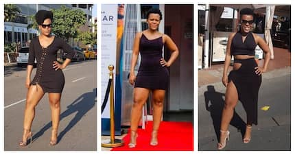 Zodwa comes out of the shadows to attend her son's school dance