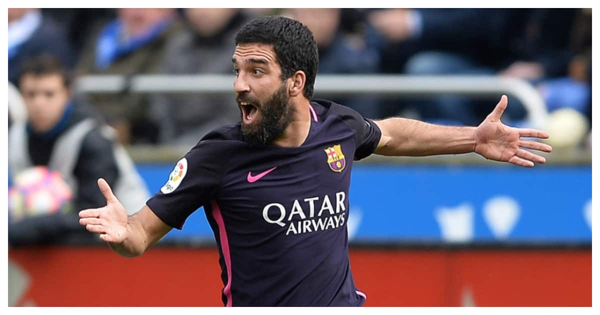 Barcelona star Arda Turan wanted in Turkey for allegedly assaulting pop star