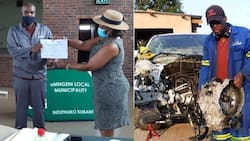 Exclusive: From losing parents to owning a business, the story of Nkululeko Ndlovu