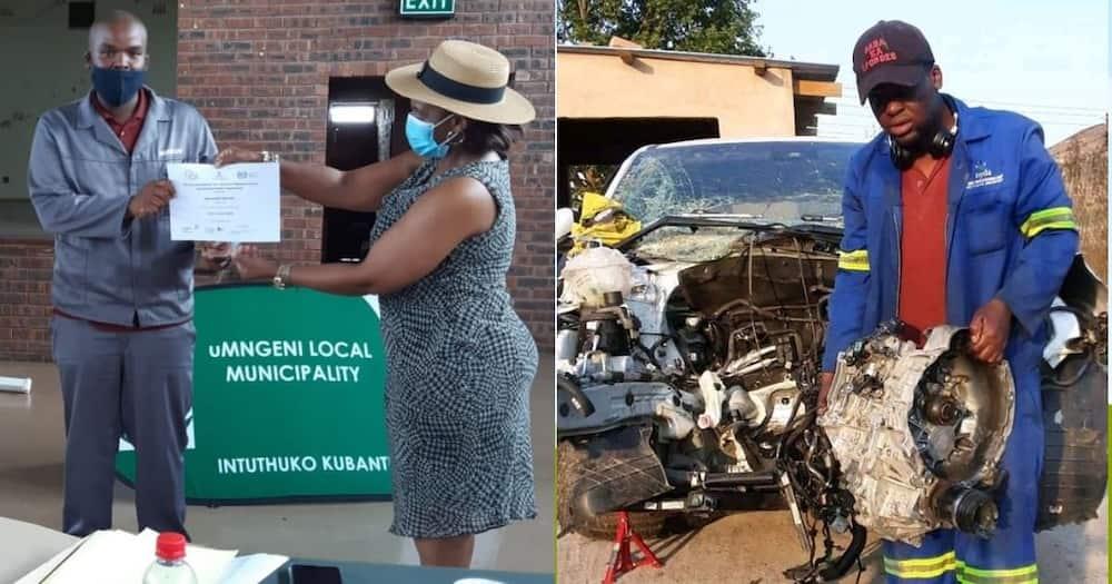 Parents, Business, Story, Nkululeko Ndlovu