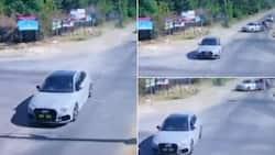 """Traumatising"": Quick-thinking Audi driver avoids daylight hijacking in Linbro Park"