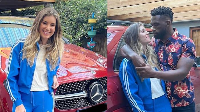 """My bestie's back"": Rachel celebrates Siya's return, poses with her new whip"