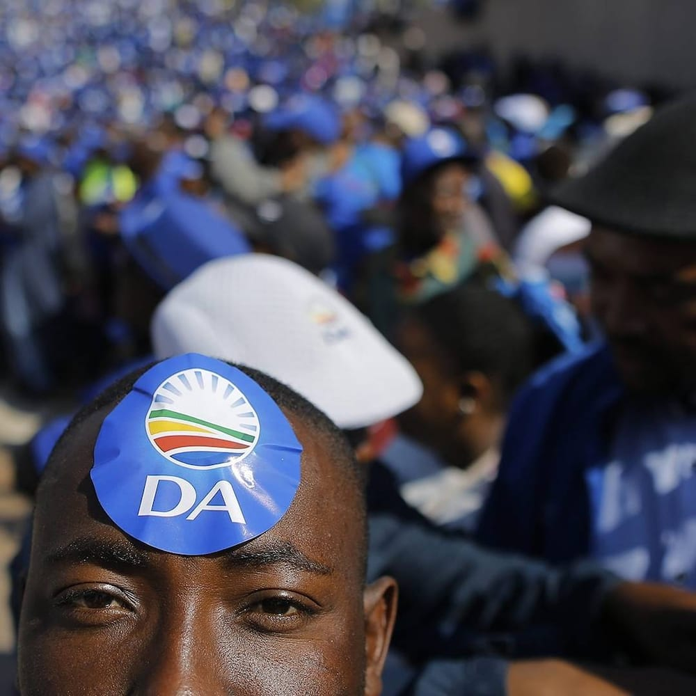 List of political parties in South Africa