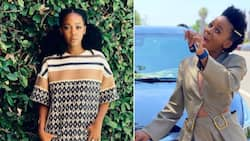 Thuso Mbedu up for international award against the likes of Hollywood star Kate Winslet