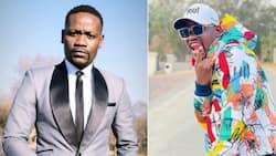 'Skeem Saam' actor Clement Moasa teases fire yanos single with King Monada