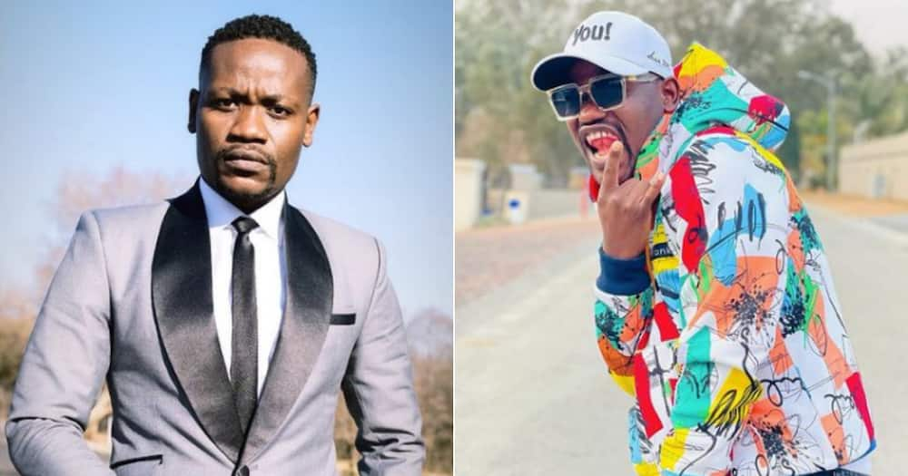 'Skeem Saam,' Actor, Clement Maosa, Collab, King Monada, Hit Single