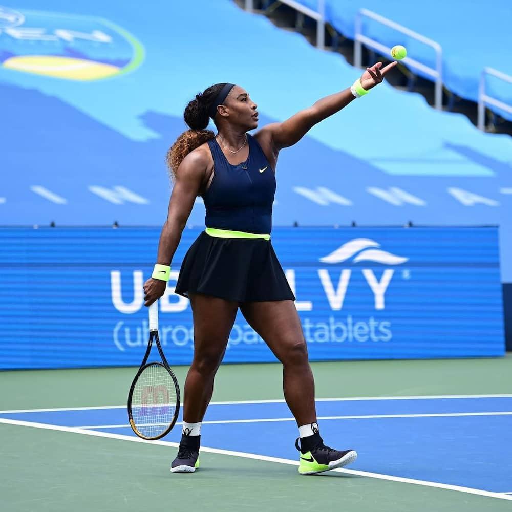 Famous black women sports