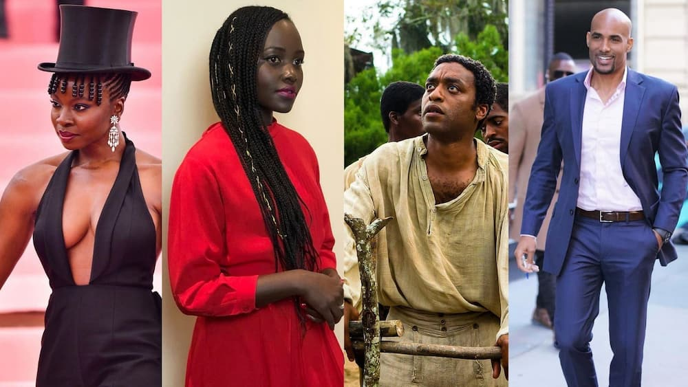 African actors in Hollywood
