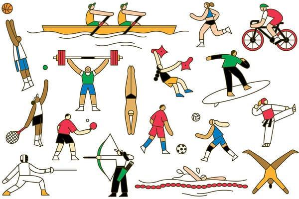 Olympics 2021 sports list