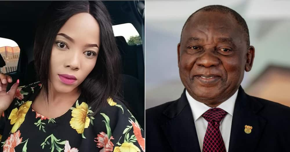 """""""What for?"""": Lady Sparks Debate After Claiming SA Doesn't Appreciate Ramaphosa"""